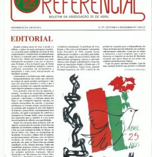 REFERENCIAL: October–December 1999 Issue 57