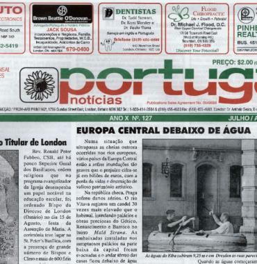PORTUGAL NEWS: Jul–Aug 2002 Issue 127