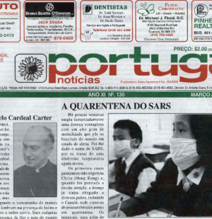 PORTUGAL NEWS: Mar–Apr 2003 Issue 135