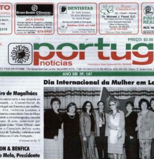 PORTUGAL NEWS: Mar 2004 Issue 147