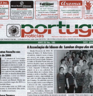 PORTUGAL NEWS: Dec–Jan 2006–7 Issue 180