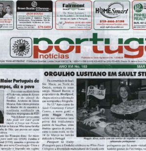 PORTUGAL NEWS: Mar–Apr 2007 Issue 183