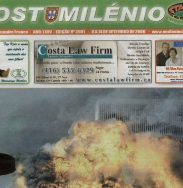 POST MILENIO: 2006/09/08 Issue 3901