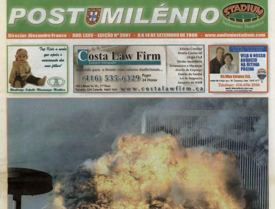 POST MILENIO: 2006/09/08 Issue 3901