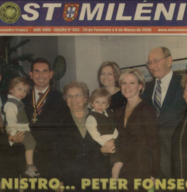 POST MILENIO: 2008/02/29 Issue 865