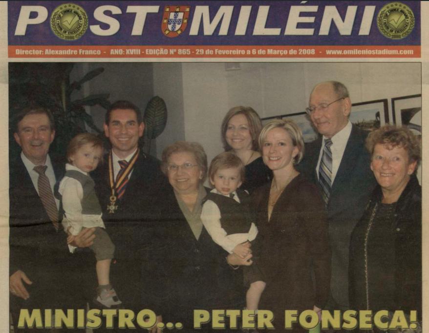 POST MILENIO: 2008/02/29 Issue 865