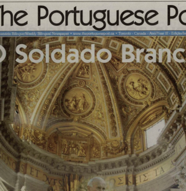 THE PORTUGUESE POST: 2005/04/05 Issue 75