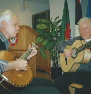Music at the Portuguese Consulate