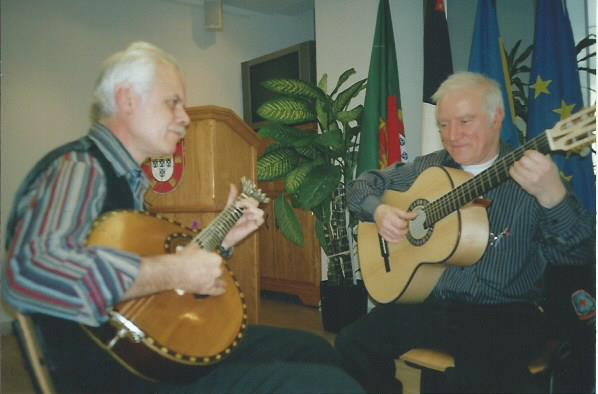 Music at the Portuguese Consulate