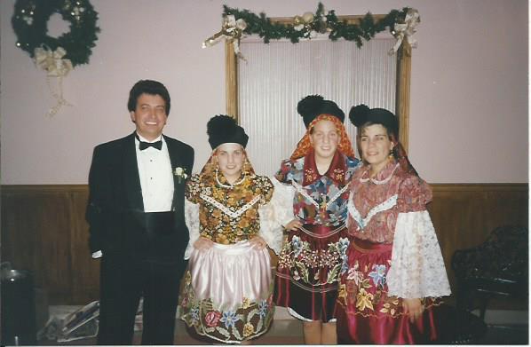 Nazare Folk Dress