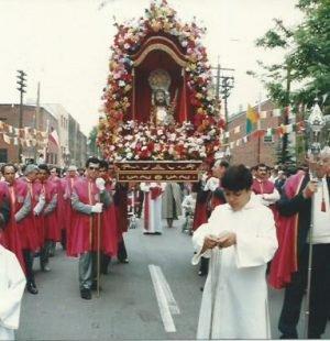 Senhor Santo Cristo Procession