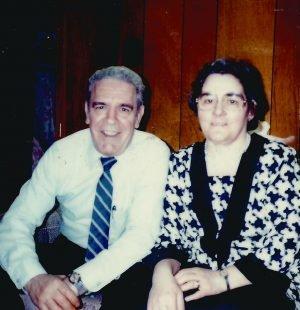 Odilia and Manuel Arruda