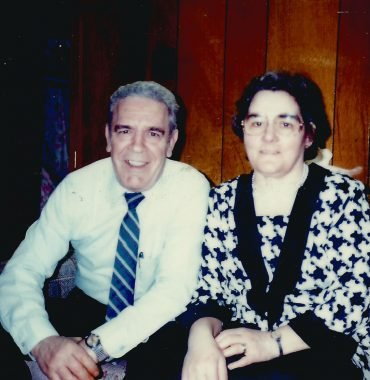 Odilia and Manuel Arruda