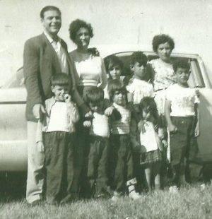 Manuel da Silva's Family