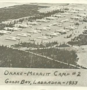Drake-Merritt Camp #2 in Goose Bay, Labrador