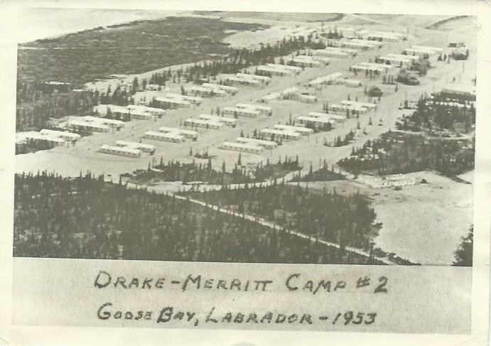 Drake-Merritt Camp #2 in Goose Bay, Labrador