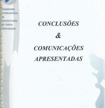 Conclusoes e Comunicacoes Apresentadas