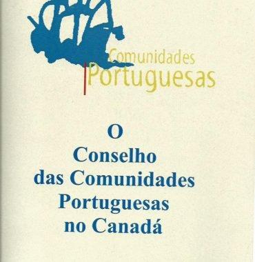 O Conselho das Comunidades Portuguesas no Canada