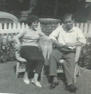 Celina and Jose da Nobrega