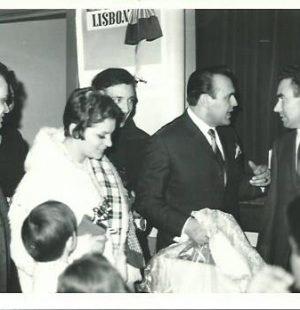Armando Viegas, Natalina Jose, Artur Garcia, Amadeu Vaz and Manuel Mira