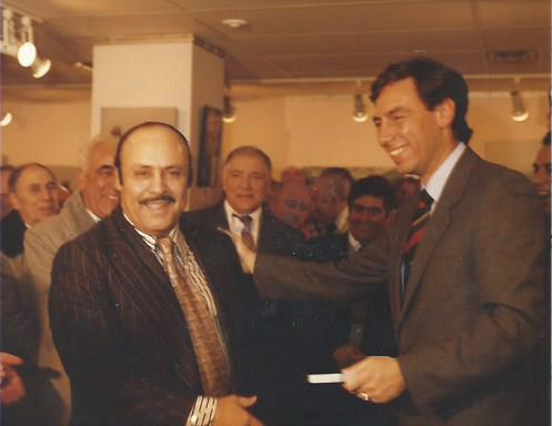 Chico Alentejano Receives an Award