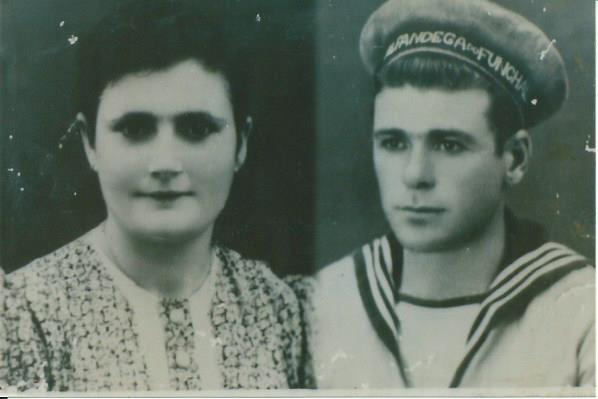 Amelia and Manuel da Silva