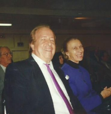Mariano and Maria da Luz Rego