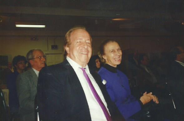 Mariano and Maria da Luz Rego