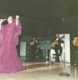Amalia at Roy Thompson Hall