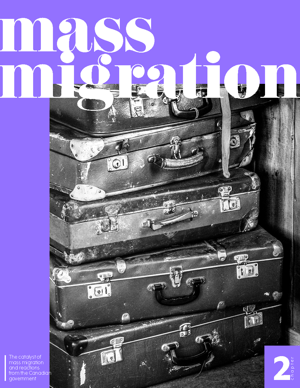 CHAPTER 2: Mass Migration