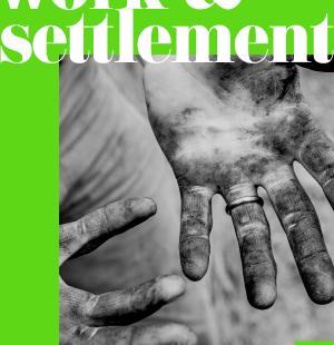 CHAPTER 3: Work & Settlement