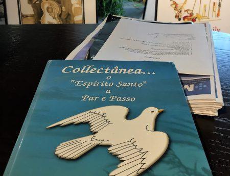 """""""O Espírito Santo a Passo e Passo"""" por Jerónimo Araújo Lopes"""